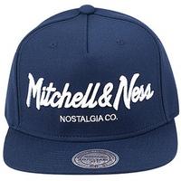 Nón Lưỡi Trai Mitchell & Ness Pinscript Snapback EU336