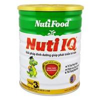Sữa NutiFood Nuti IQ số 3 900g 1-3 tuổi