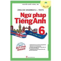 English Grammar - Ngữ Pháp Tiếng Anh 6 (Bài Kiểm Tra)