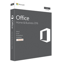 Phần mềm Microsoft Office Home and Business for MAC