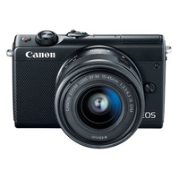 Máy ảnh Canon EOS M100 KIT 15-45mm