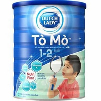 SỮA DUTCH LADY TÒ MÒ 1.5KG 1-2 TUỔI