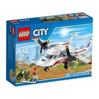 Mô hình LEGO City 60116 - Máy bay cứu hộ