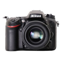 Máy ảnh Nikon D7200 Lens kit 18-105mm