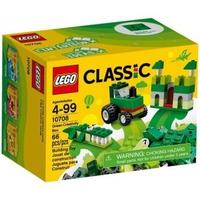 Bộ lắp ráp Lego Classic 10708 - Sáng tạo với màu xanh lá