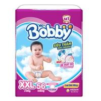 Tã dán Bobby XXL56 (trên 16kg)