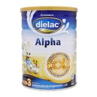 Sữa Dielac Alpha Số 3 900g 1-2 tuổi