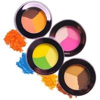 Phấn Mắt 3 Ô Mira Tricolor Eyeshadow 3.7G