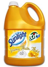 Nước lau sàn Sunlight hương Thiên Thảo