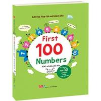 Lift-The-Flap Lật Mở Khám Phá: First 100 Numbers - 100 Số Đếm Đầu Tiên