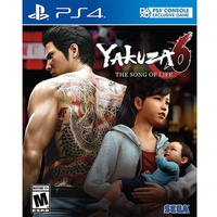 Đĩa game Sony Yakuza 6 The Song of Life