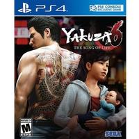 Đĩa game Sony Yakuza 6 The Song of Life