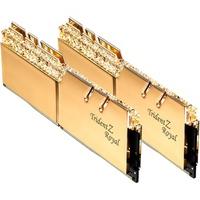 Ram G.Skill 16GB (2x8GB) DDR4 Bus 3000MHz Trident Z Royal LED RGB
