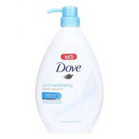 Sữa Tắm Dưỡng Thể Dove Gentle Exfoliating