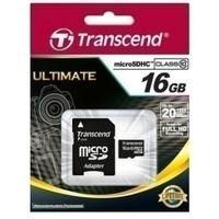 Thẻ nhớ MicroSD Transcend 16GB Class 10