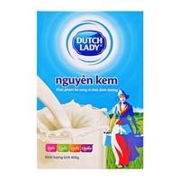 Sữa bột Dutch Lady nguyên kem hộp 400g
