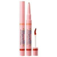 Son Môi 3CE Studio Velvet Cream Lip & Pencil