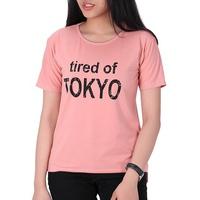 Áo Thun Nữ Tokyo Trần Doanh D124