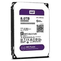 Ổ cứng HDD Western Digital 8TB Purple Sata 3 WD80PUZX for Camera