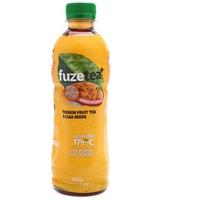 Trà Fuzetea+ Chanh Dây và hạt chia 450ml