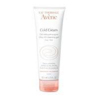 Gel rửa mặt và tắm cho da khô Avene Cold Cream Ultra Cleansing Gel 200ml