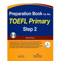 Preparation Book For TOEFL Primary Step (1-2)