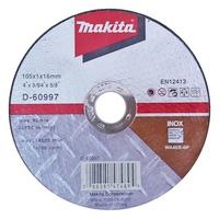 Bộ 5 đá cắt kim loại Makita D-60997 105MM