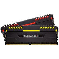 RAM Corsair 16GB (2x8GB) DDR4 Bus 3600 MHz Vengeance RGB (CMR16GX4M2C3600C18)