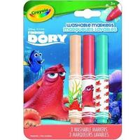 Bút lông Dory Crayola tẩy rửa được