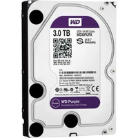 Ổ cứng HDD Western Digital 3TB Purple WD30PURX Series SATA3 for Camera