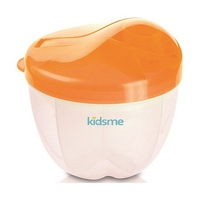 Hộp chia sữa tròn 4 ngăn Kidsme 160309