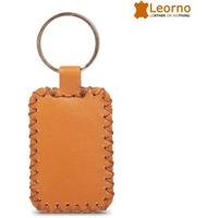 Móc khóa da Leorno MK02