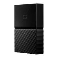 Ổ cứng di động HDD Western Digital 1TB My Passport 2016 Version (WDBYNN0010B)