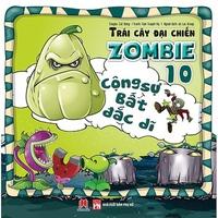 Trái Cây Đại Chiến Zombie (Tập 6-10)