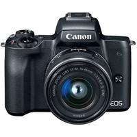 Máy ảnh Canon EOS M50 lens 15-45mm