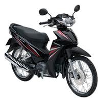 Xe máy Honda Blade 110cc (Phiên bản Tiêu chuẩn – Phanh cơ, vành nan hoa)