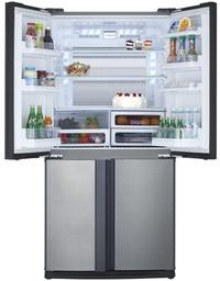 Tủ lạnh Sharp SJ-FX630V-ST - 626 Lít