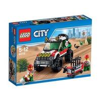 Mô Hình LEGO City 60115 - Xe Đua Địa Hình