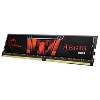 Ram G.Skill 4GB DDR4 Bus 2400 Aegis Series F4-2400C15S-4GIS