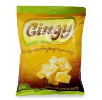 Kẹo Dẻo Ginger Gừng