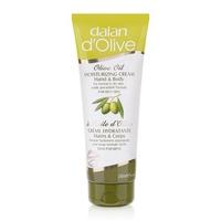 Kem dưỡng da tay và toàn thân Dalan dOlive Moisturizing Cream Hand & Body 250ml