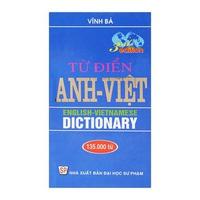 Từ Điển Anh - Việt (135000 Từ)