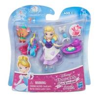 Búp Bê Disney Princess B5333/B5331 Công Chúa Lọ Lem Mini
