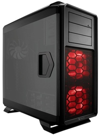 Case CORSAIR Graphite Series 760T Black Steel