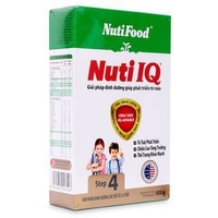 Sữa Nutifood  Nuti IQ Step 4 400G (2-6 Tuổi)