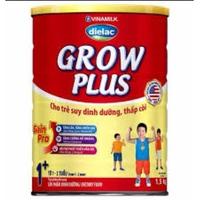 Sữa Bột Dielac Grow Plus 1+ 1500g từ 2 tuổi trở lên