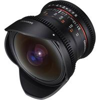 Ống kính Samyang 12mm T3.1 VDSLR Fisheye
