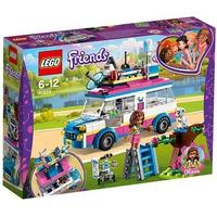 Đồ chơi LEGO Friends 41333 - Xe giải cứu thú cưng