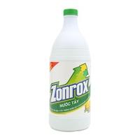 Nước Tẩy Zonrox hương chanh