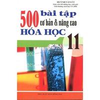 500 Bài Tập Cơ Bản Và Nâng Cao Hoá Học (Cấp 3)